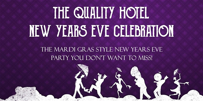 Winter in Fort McMurray- Quality Hotel New Years Celebrations
